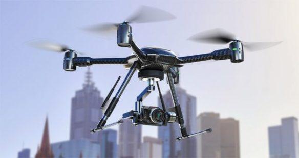 drones pro temps de vol