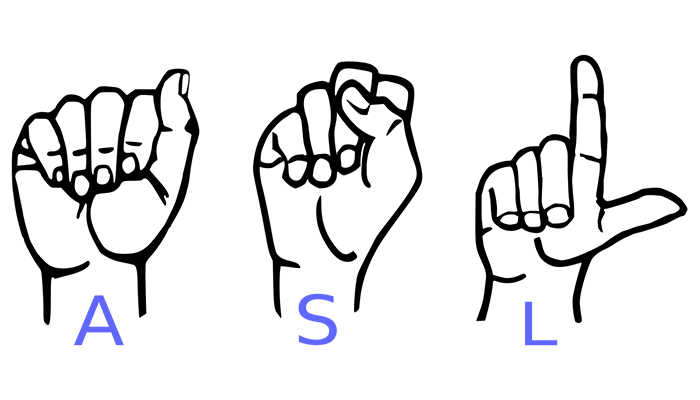 Sign Language ASL