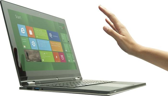computer gesture recognition
