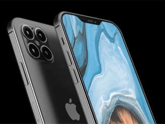 Rendu iPhone 12