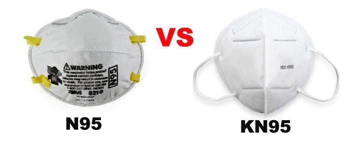 KN95 vs N95