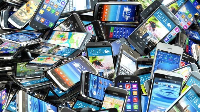 smartphones reconditionné