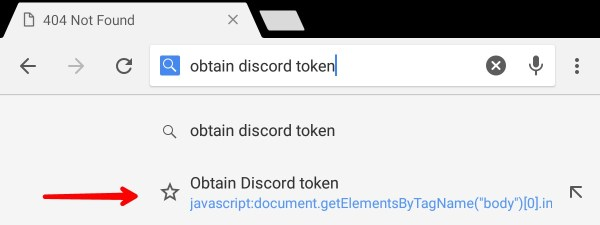 Finding out your Discord user's token w/o the JS console (on mobile