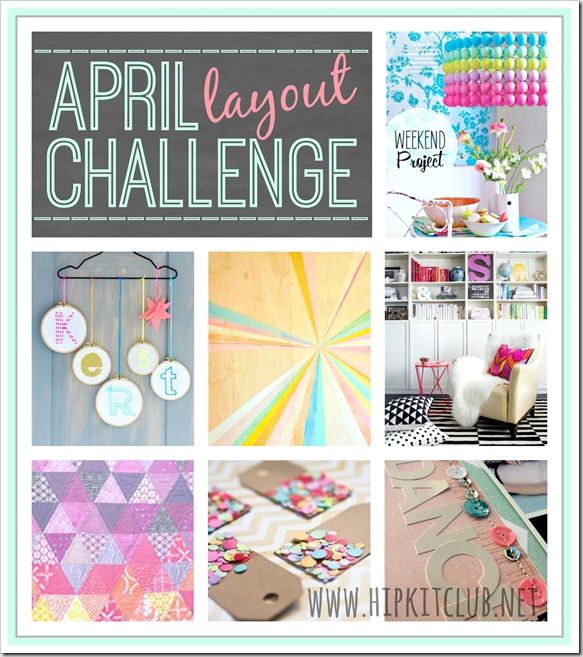 April 2014 Mood Board
