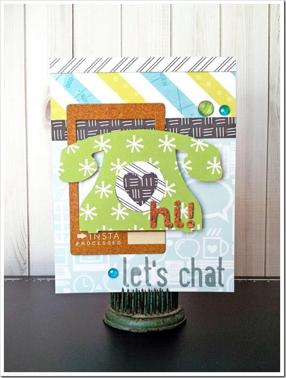 Chat Card1