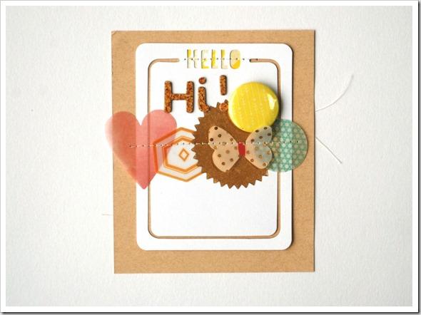 Hi Card 1