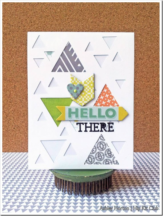 Triangle Card 1