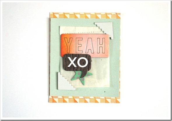 Yeah Card 1