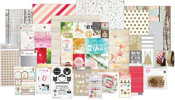 December Daily Album Kit