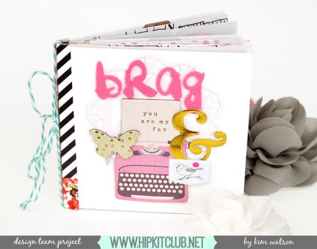 @HipKitClub @KimWatson #hipkitclub @crate_paper #minibook