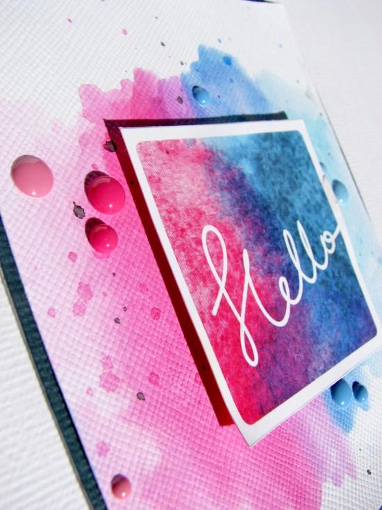 hello card cl1