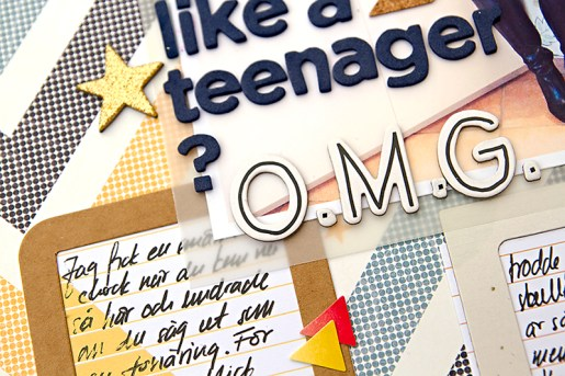 Alex Gadji - Teenager closeup1