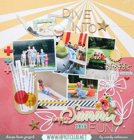Dive Into Summer Fun