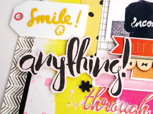 @HipKitClub @KimWatson @pinkfreshstudio @americancrafts @heidiswapp #scrapbooking  #layout #mixedmedia  #12x12