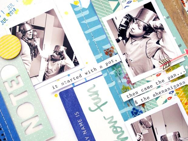 Kim Watson+Be Cool & Wild+HK08