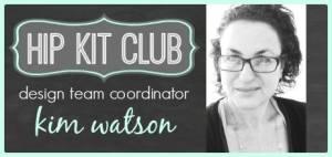 Kim Watson, Scrapbooking