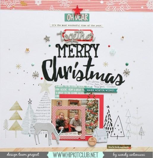 Together Merry Christmas