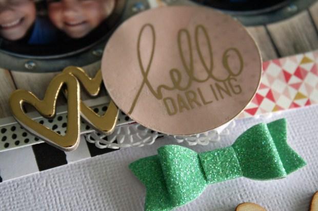 Hello Darling detail