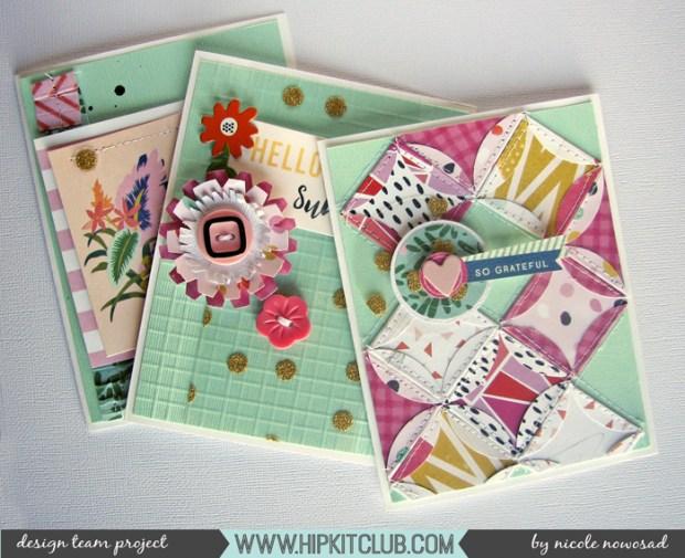 cards full