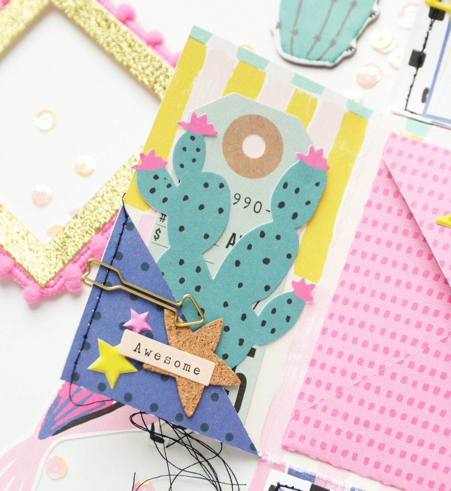 Envelope mini album | Anna Komenda
