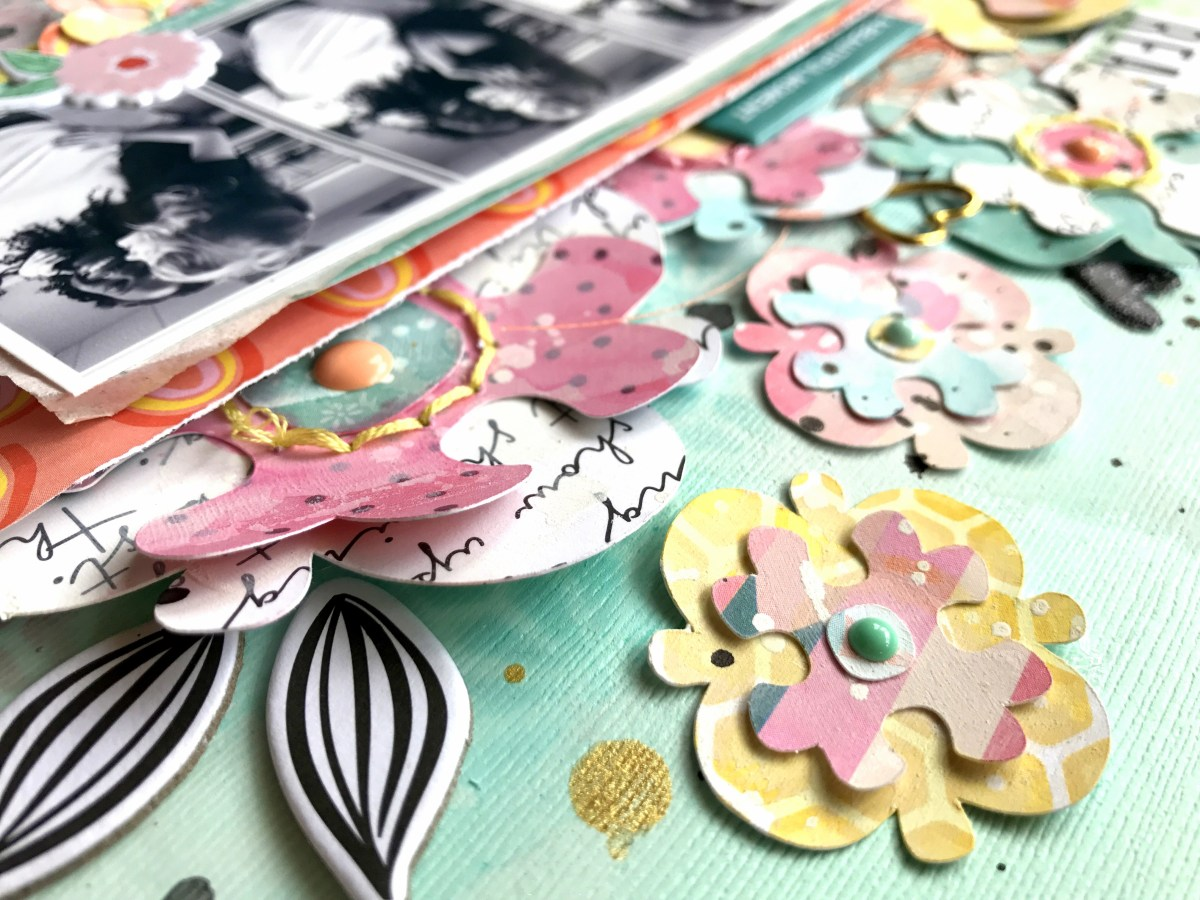 Cut Files & Mixed Media | Missy Whidden