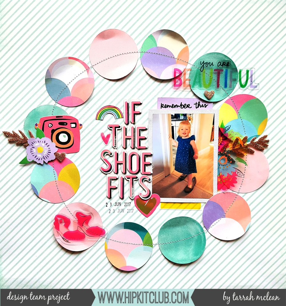 If the Shoe Fits | Tarrah McLean
