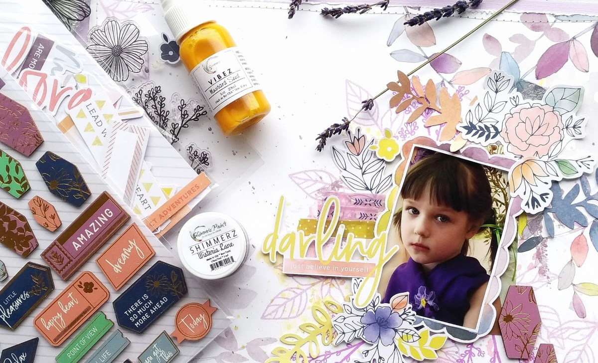 Try this quick layout by Natasha Valkovskaya