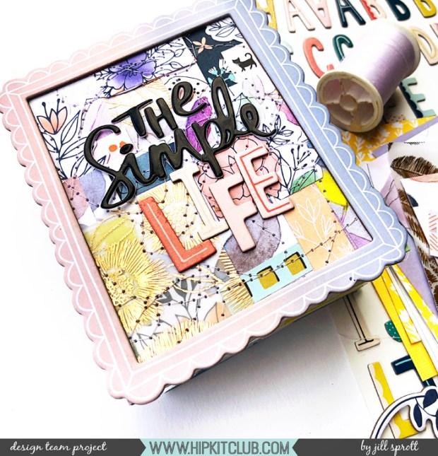blog The Simple Life Jill Album