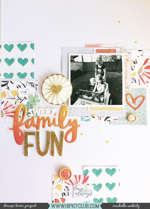 Sweet Family Fun