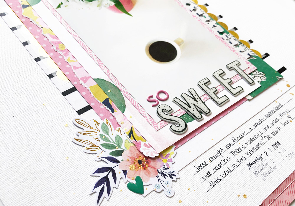 So Sweet |Mood Board Inspired with Krystal Becker