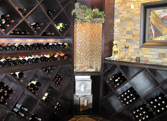 Building a home wine cellar for Cost to build wine cellar