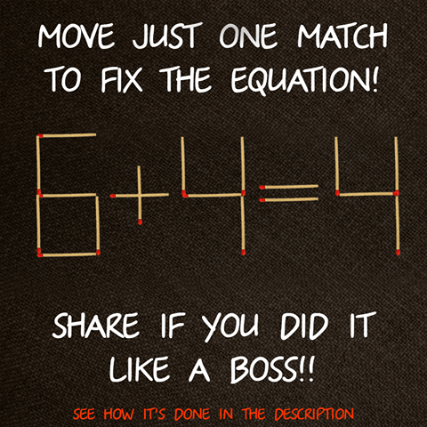 Match Equation