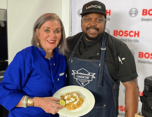 A Culinary Journey With Lesego Semenya
