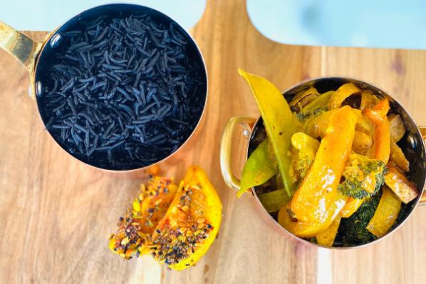 Vegan Mango Curry