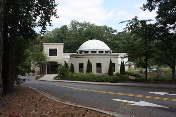 Orthodox synagogue, Dunwoody, Ga.