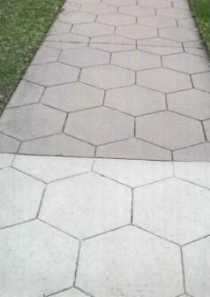 Bomanite sidewalk panels. Credit: City of St. Paul, Minn. Dept. of Planning and Economic Development.