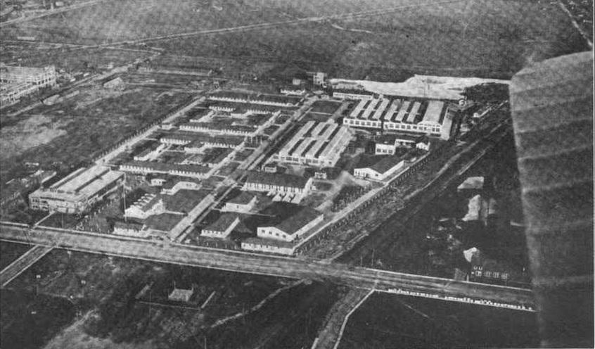 Fort Wayne Mall >> Speedway: An Aviation Hub During World War I – The Indiana ...