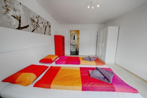 Letzigrund Schlafzimmer 2