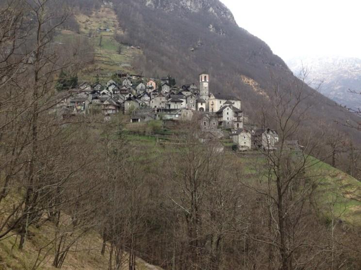 Village in Ticino