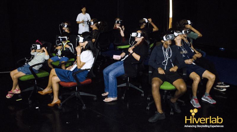 TEDx talk Singapore 360 vr film multi user