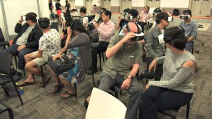 VR filmmaking Colab meetup