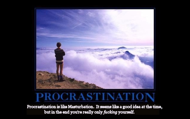 Procrastination Motivation