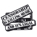 Censorsip is killing music - and it's legal