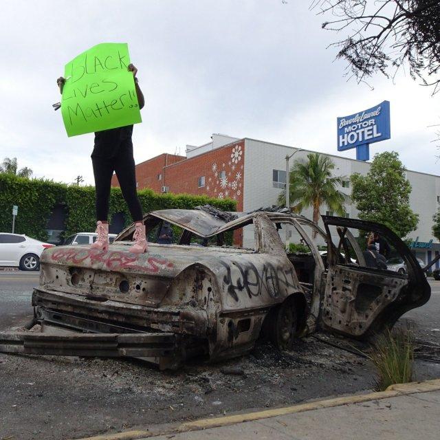 #BLM FTW!! (photo by BP Miller / Unsplash)