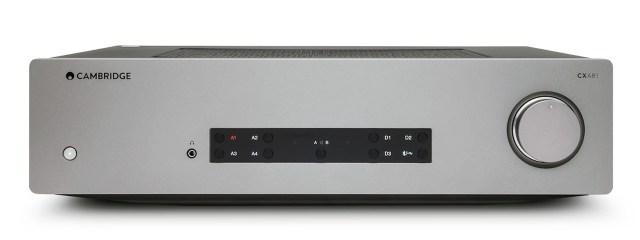 Cambridge Audio integrated amplifier (image via Cambridge Audio)
