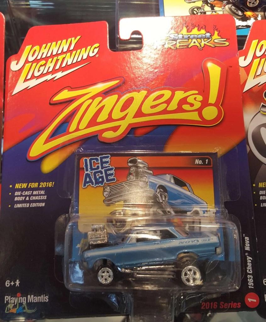 Johnny Lightning 1963 Nova