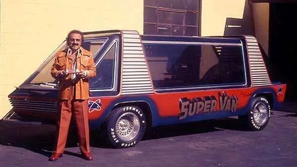George Barris SuperVan
