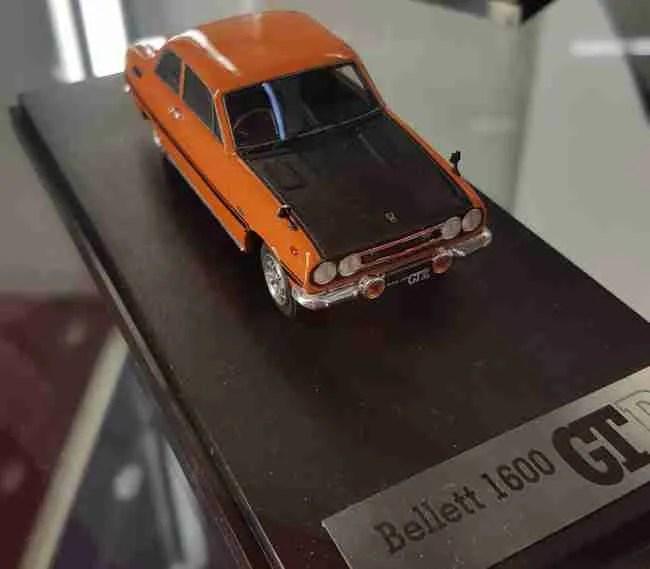 Nuremberg Toy Fair - Opel Bellet GT