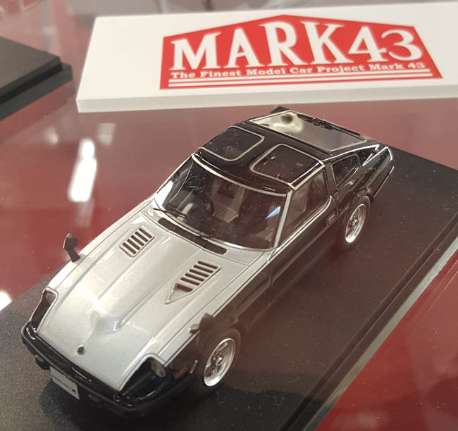 Nuremberg Toy Fair - mark 43 Nissan Fiarlady Z