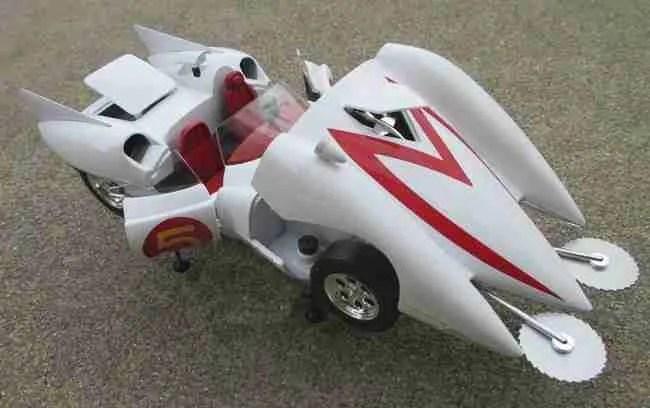 Mach 5 open Ertl